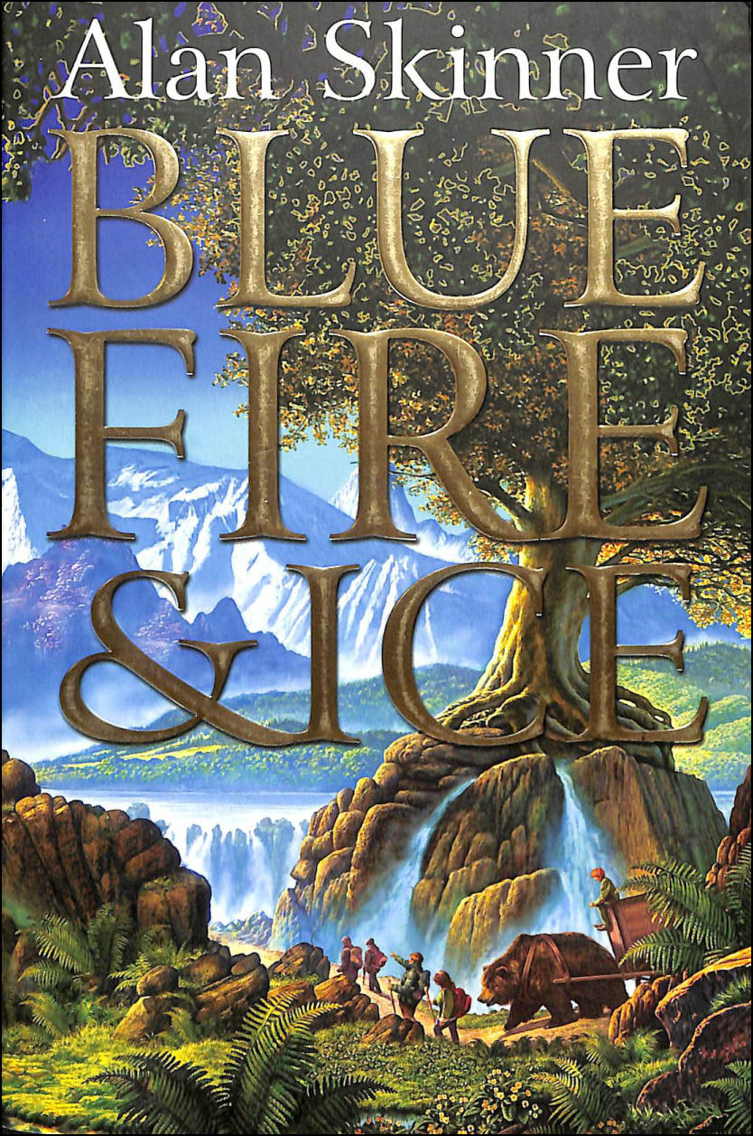 Image for Blue Fire & Ice