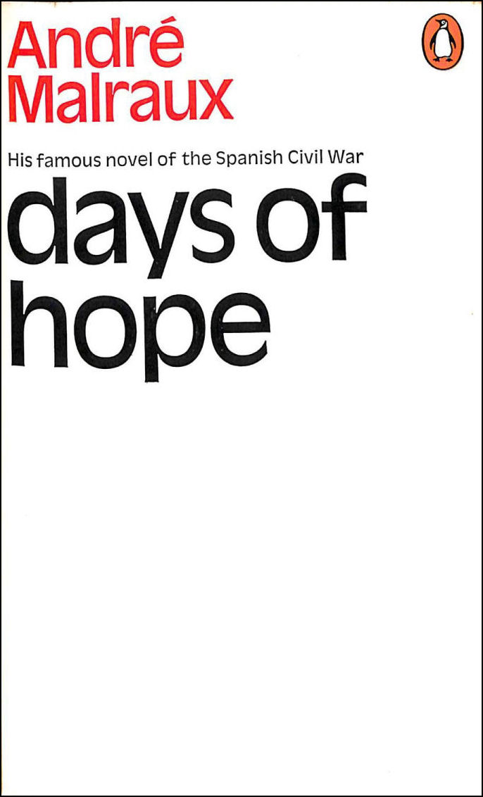 Image for Days of Hope