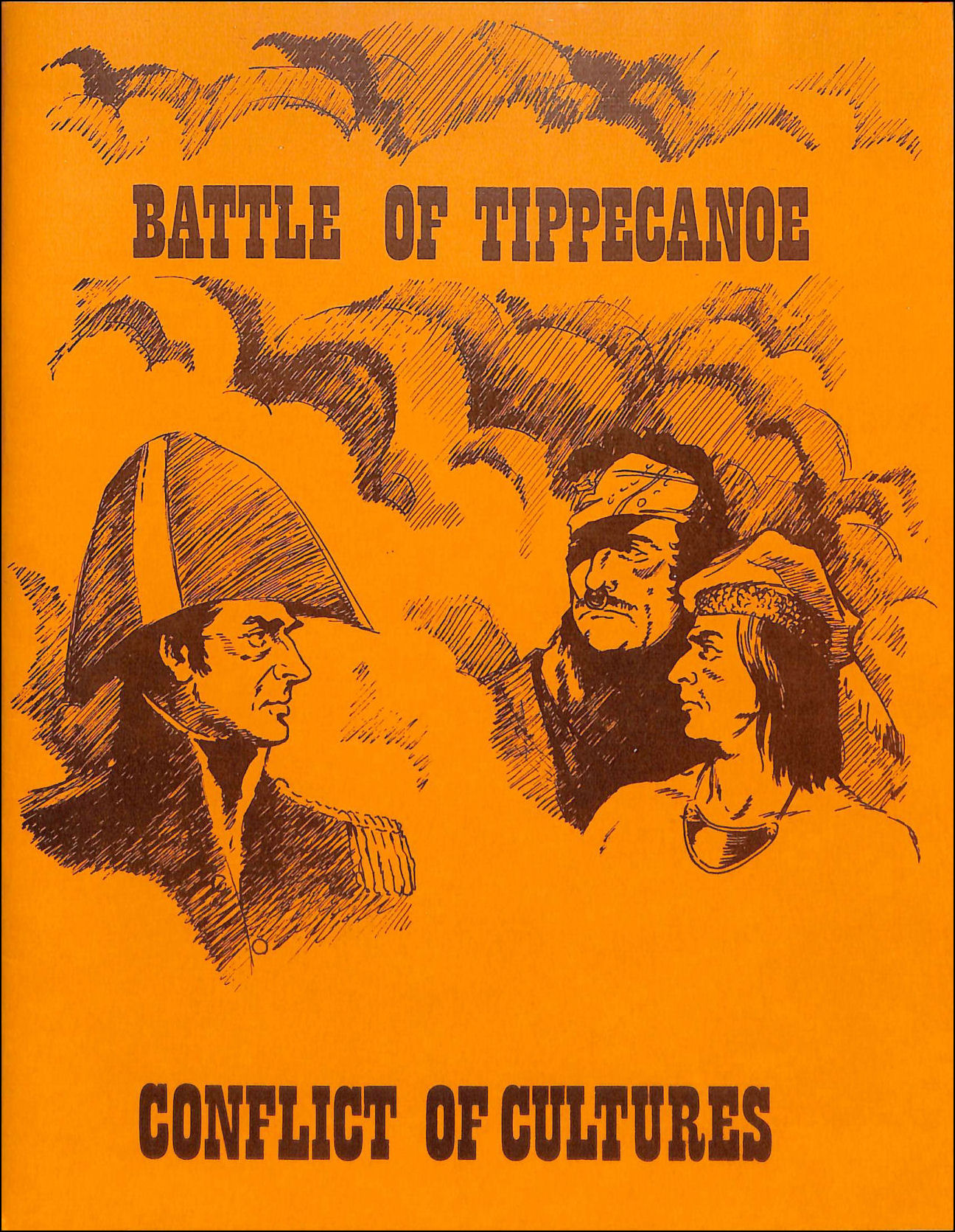Image for Battle Tippecanoe Conflict of Cultures