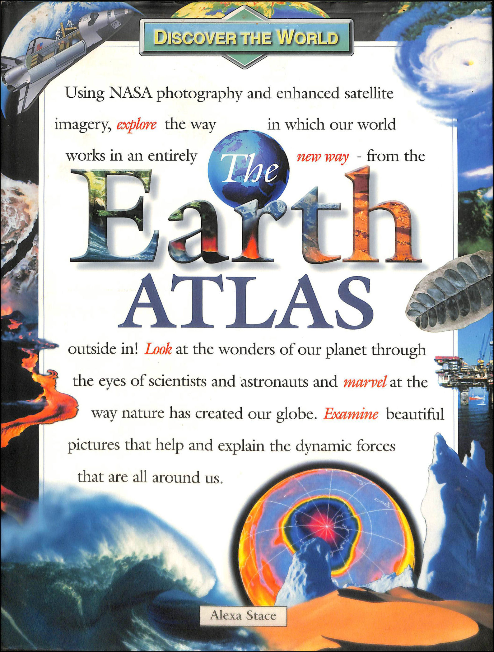 Image for The Earth Atlas (Discover the World)