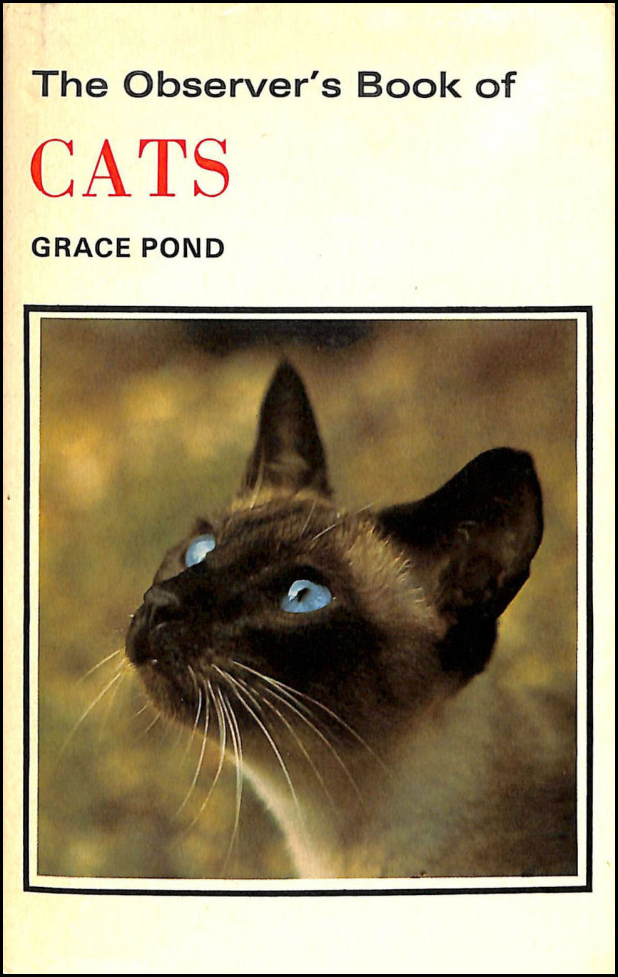 The Observer's Book of Cats, Pond, Grace