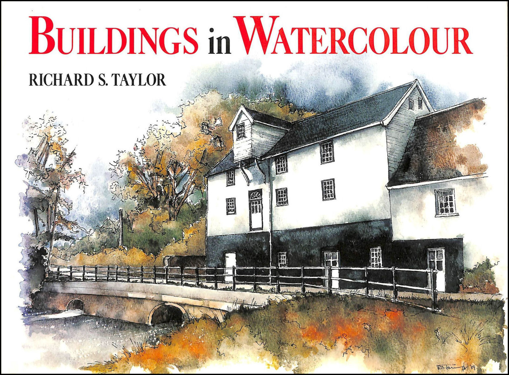 Image for Buildings in Watercolour: A Practical and Inspirational Guide