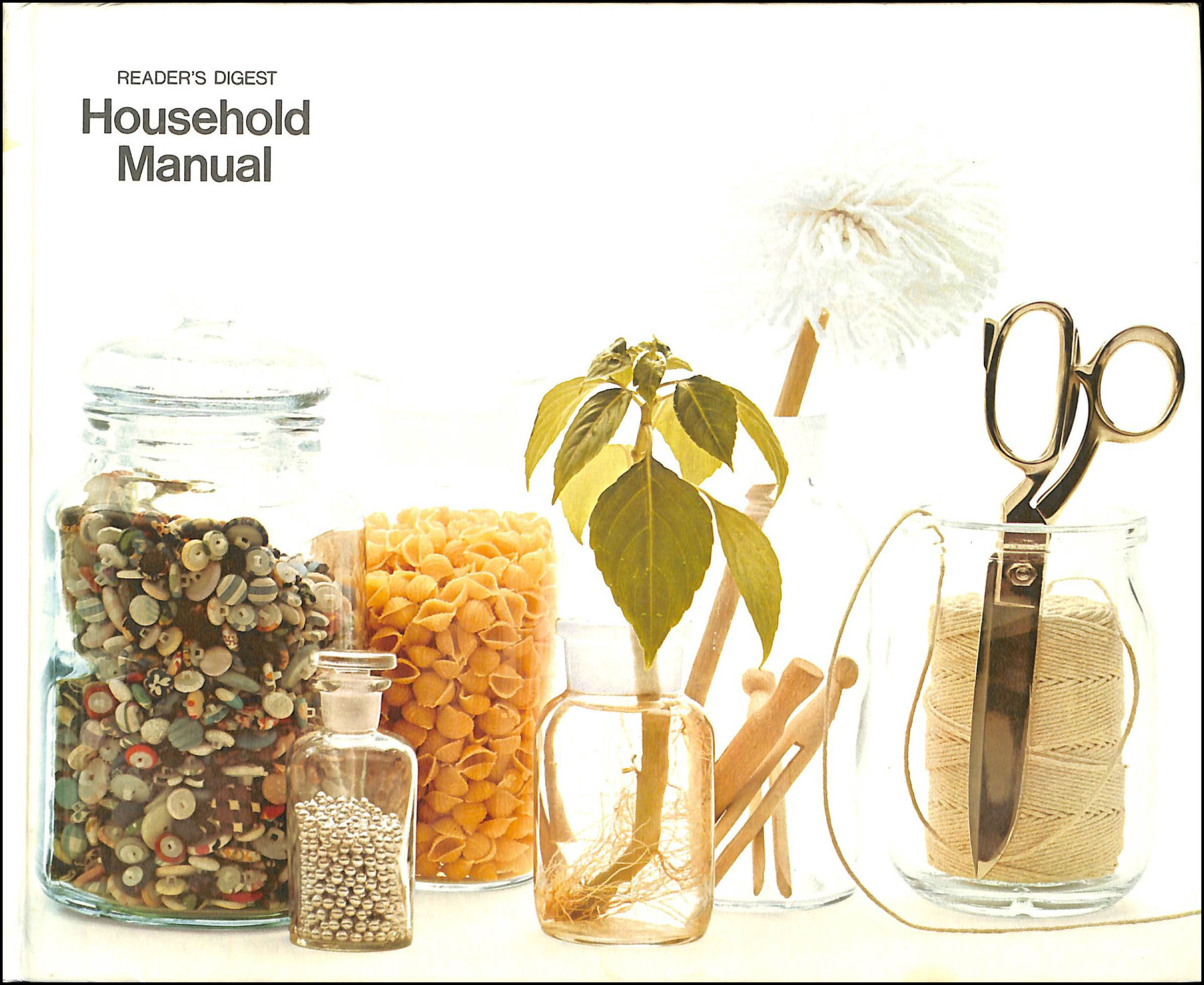 Image for Reader's Digest Household Manual