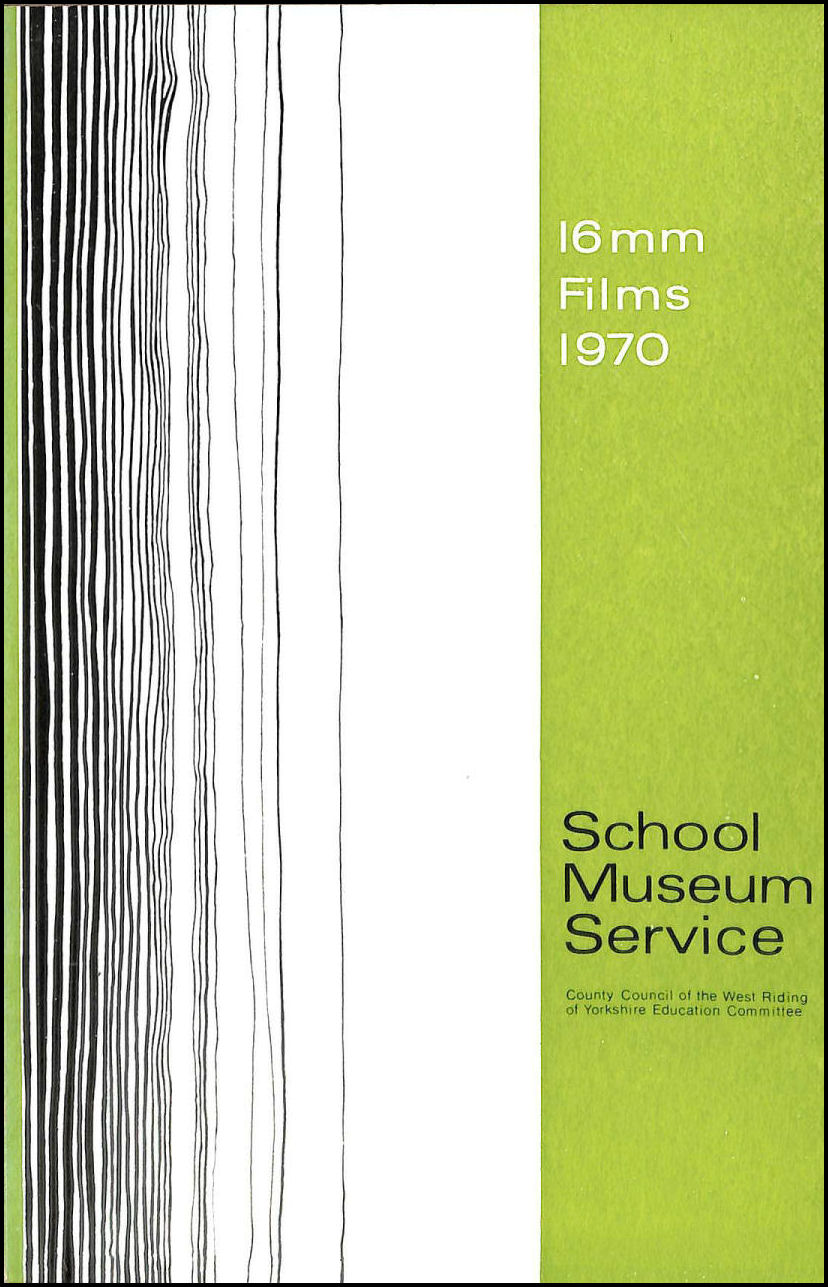 Image for 16mm Films 1970, School Museum Service