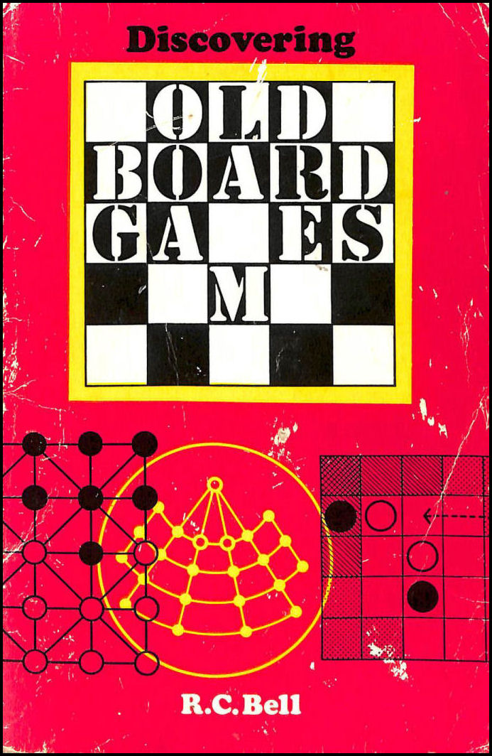 Old Board Games (Discovering), Bell, R.C.