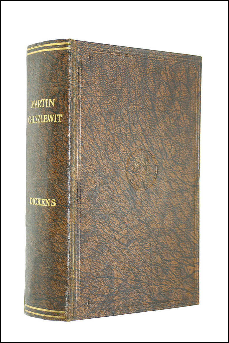The Life and Adventures of Martin Chuzzlewit, Charles Dickens