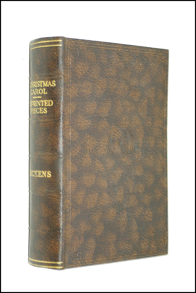 A Christmas Carol And Reprinted Pieces, Charles Dickens