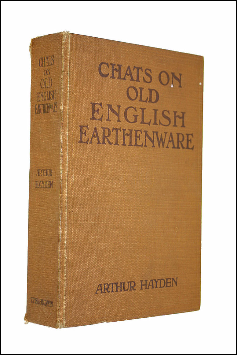 Image for Chats on Old English Earthenware