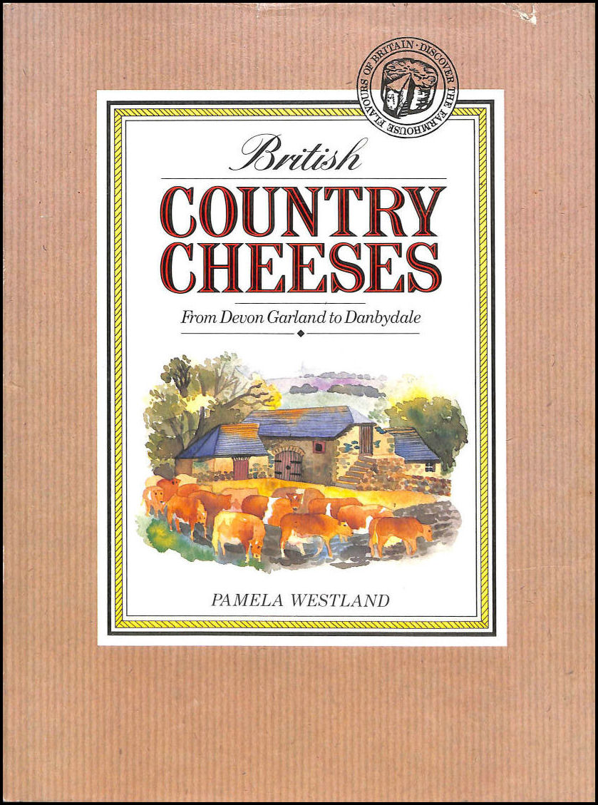 Image for British Country Cheeses