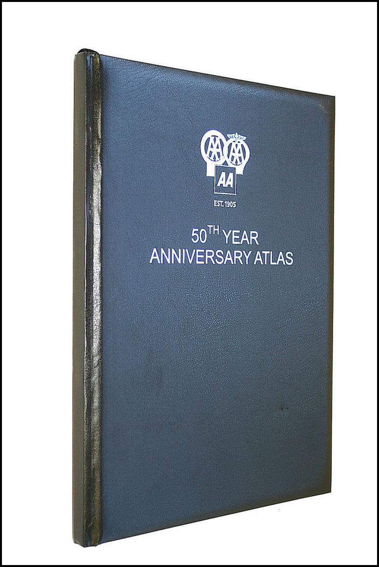 Image for 50th Year Anniversary Atlas