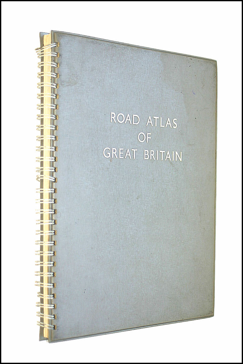 Bartholomew's Road Atlas Of Great Britain, Fifth-Inch To Mile
