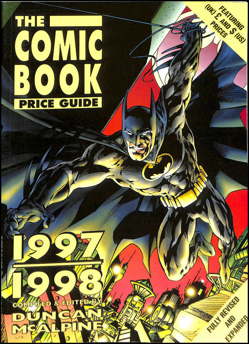The Comic Book Price Guide 1997-98, McAlpine, Duncan A. [Editor]