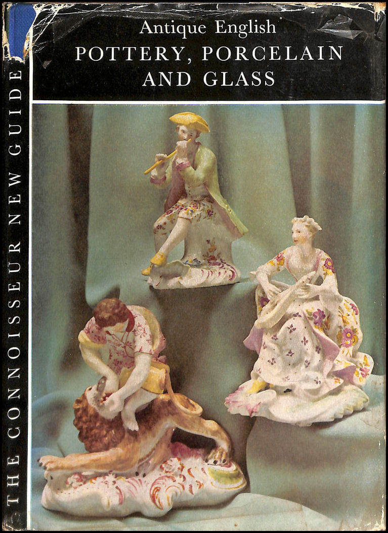 Image for New Guide To Antique English Pottery, Porcelain And Glass