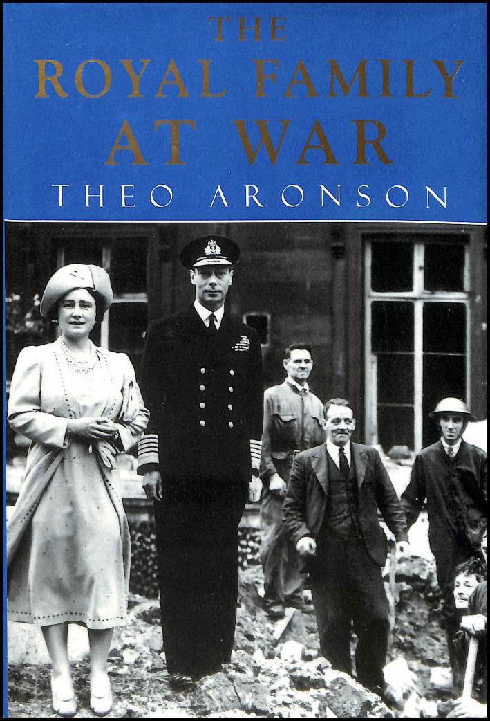 Image for The Royal Family at War