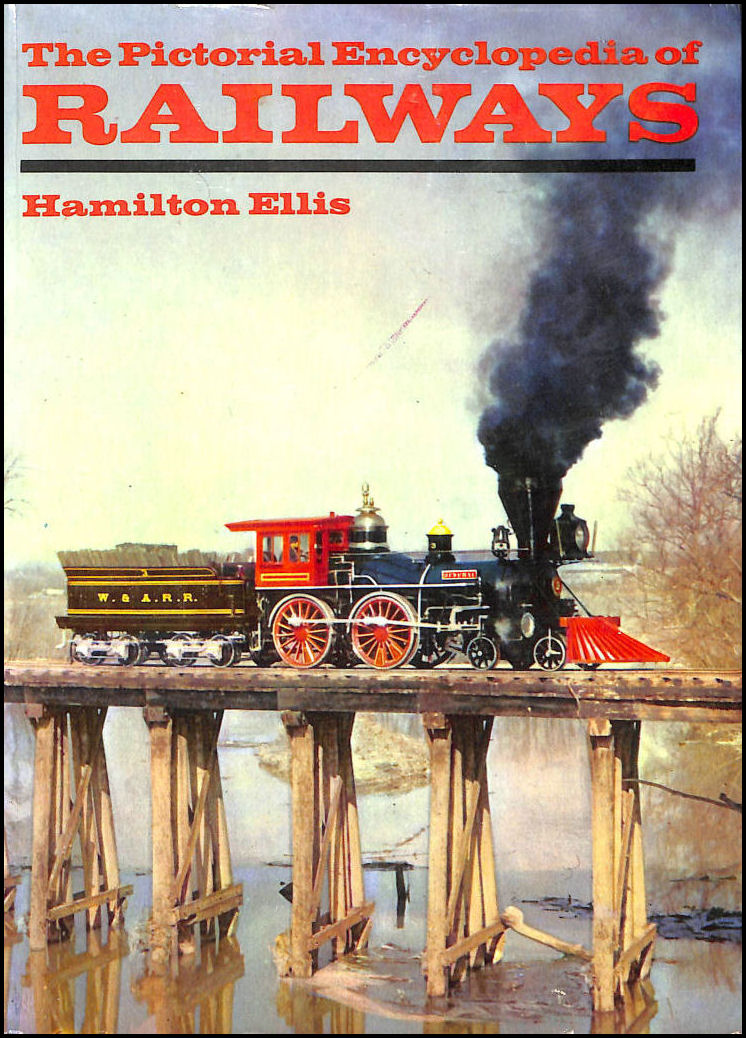 Image for The pictorial encyclopedia of railways