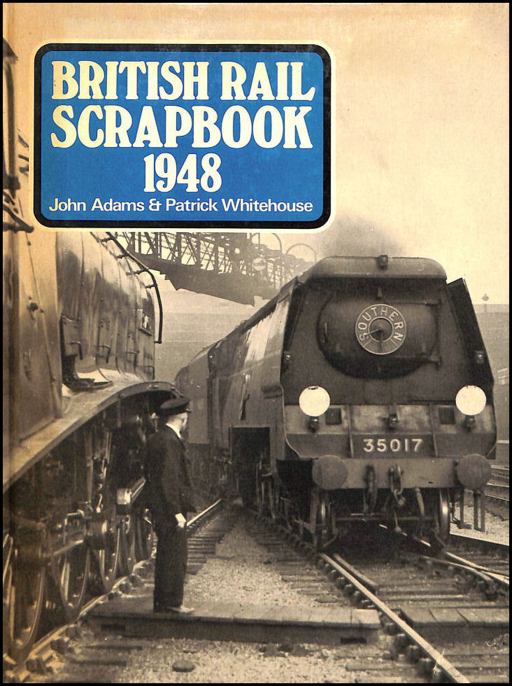 Image for British Rail Scrapbook 1948