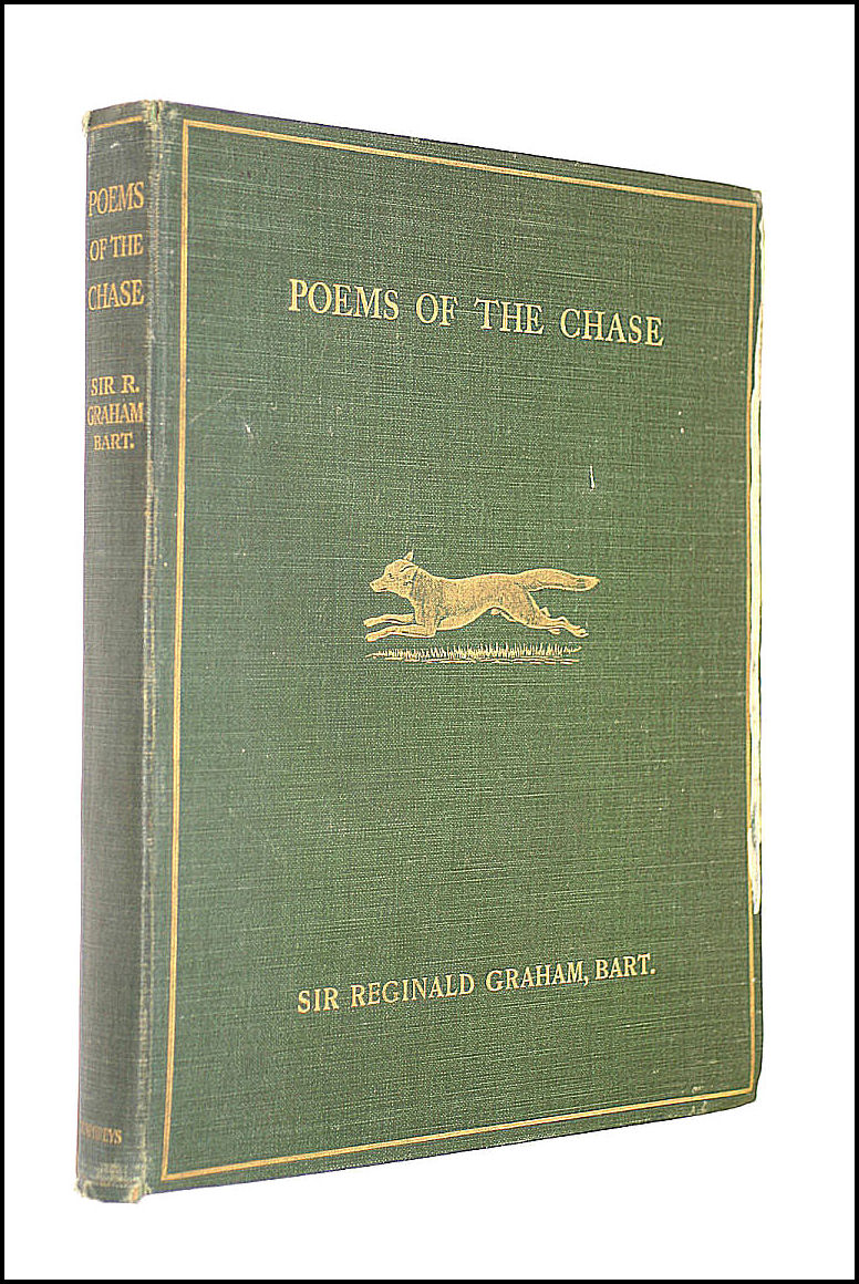Image for Poems Of The Chase