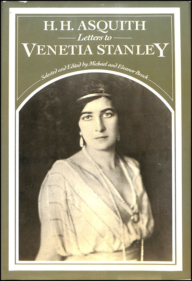 Image for Letters to Venetia Stanley