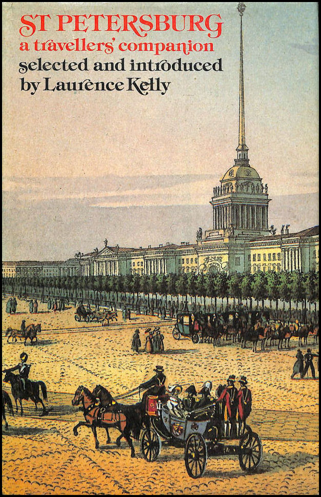 Image for St. Petersburg: A Travellers' Companion
