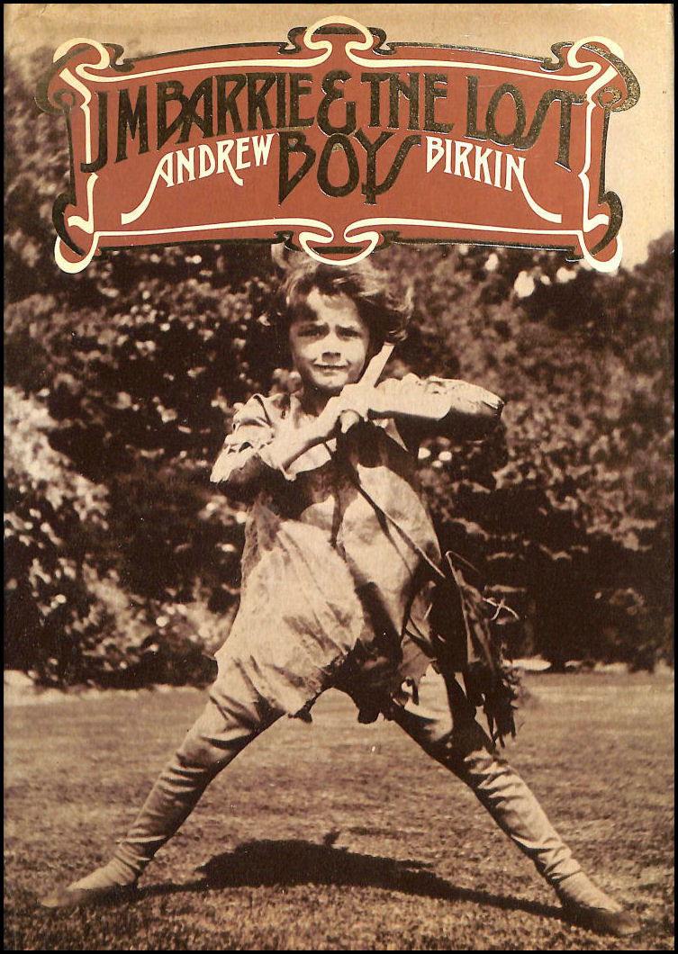 Image for J.M.Barrie and the Lost Boys
