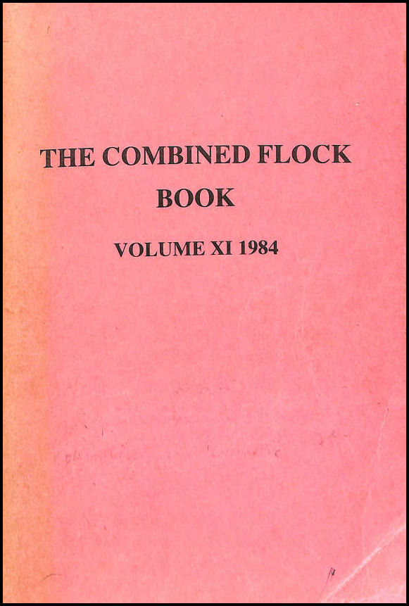 Image for The Combined Flock Book Volume XI 1984