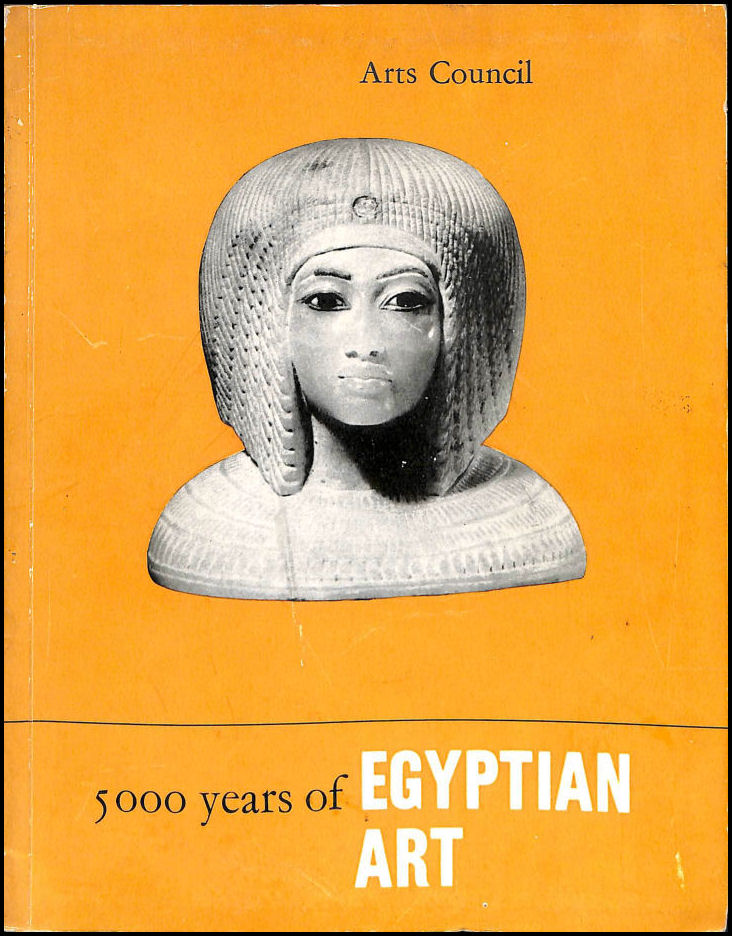 5000 Years of Egyptian Art - the Diploma Galleries, Royal Academy of Art, London