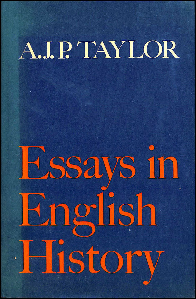 Image for Essays in English History