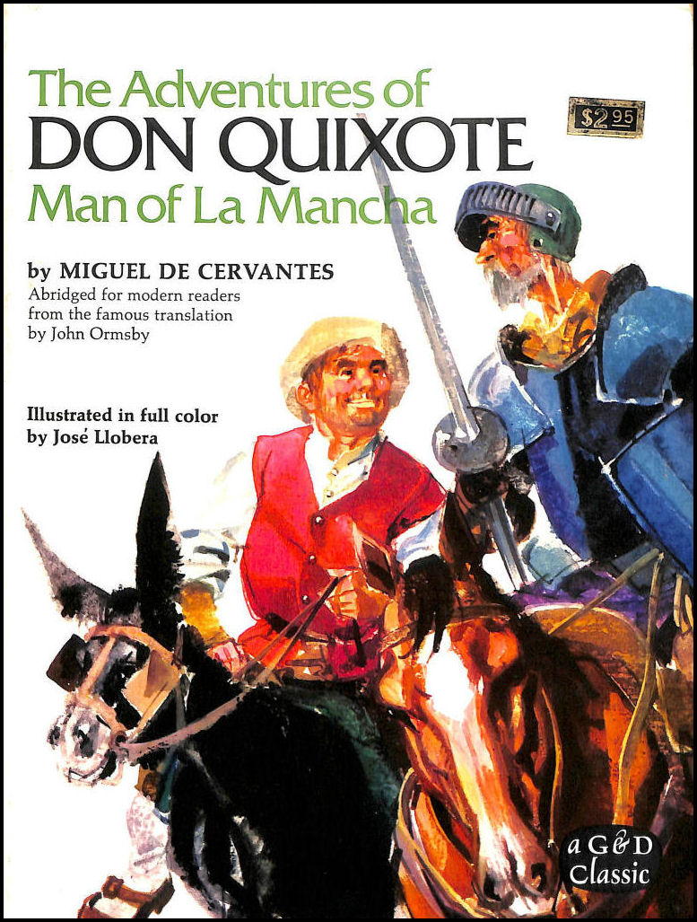 Image for The Adventures Of Don Quixote