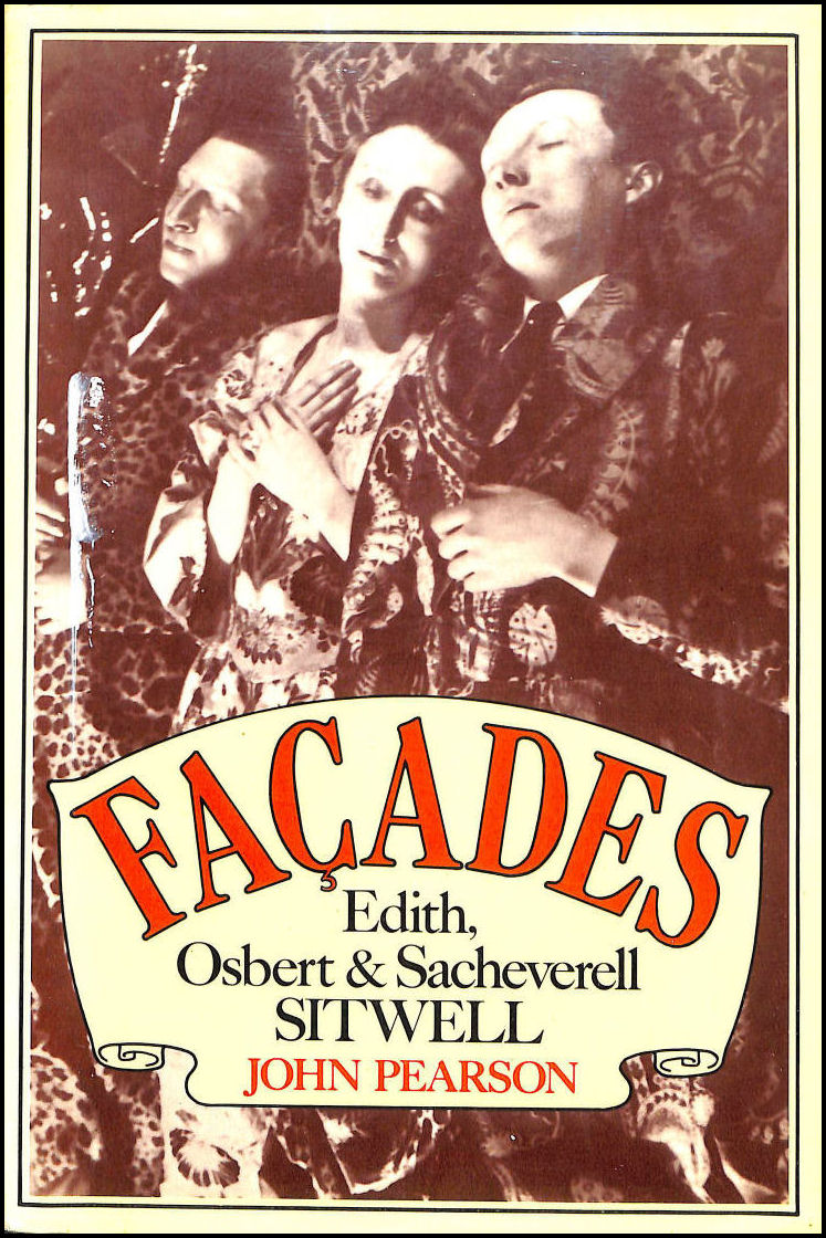 Image for Facades: Edith, Osbert and Sacheverell Sitwell