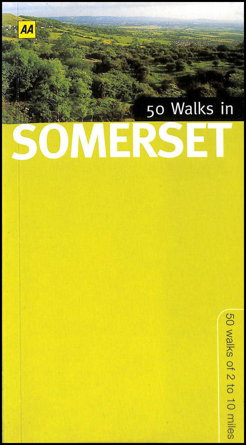 Image for 50 Walks In Somerset