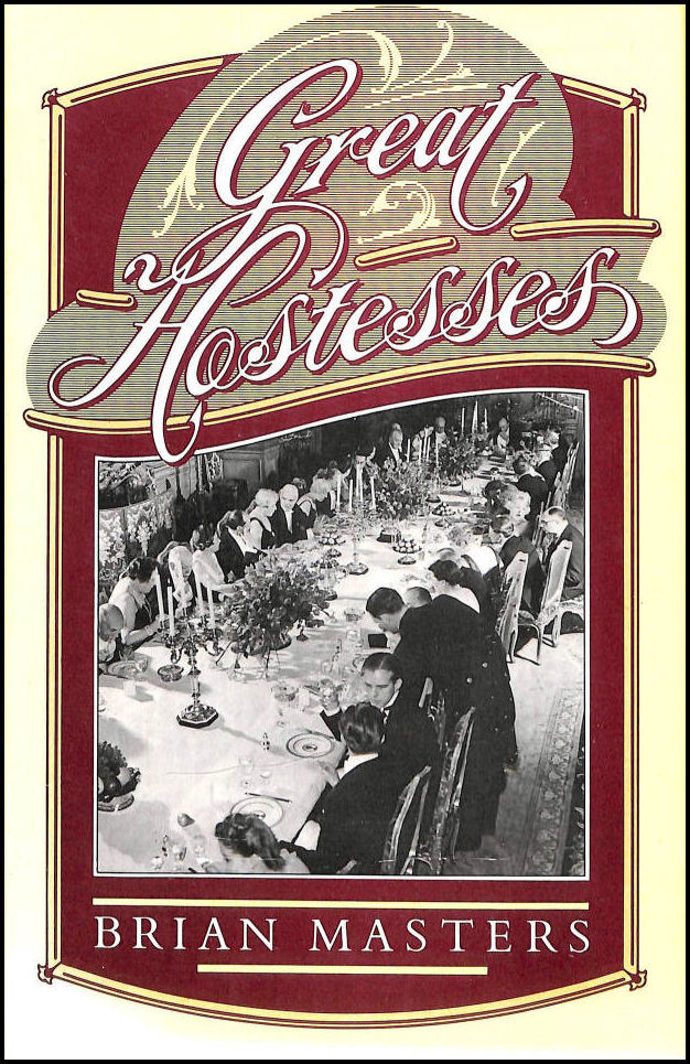 MASTERS, BRIAN - Great Hostesses