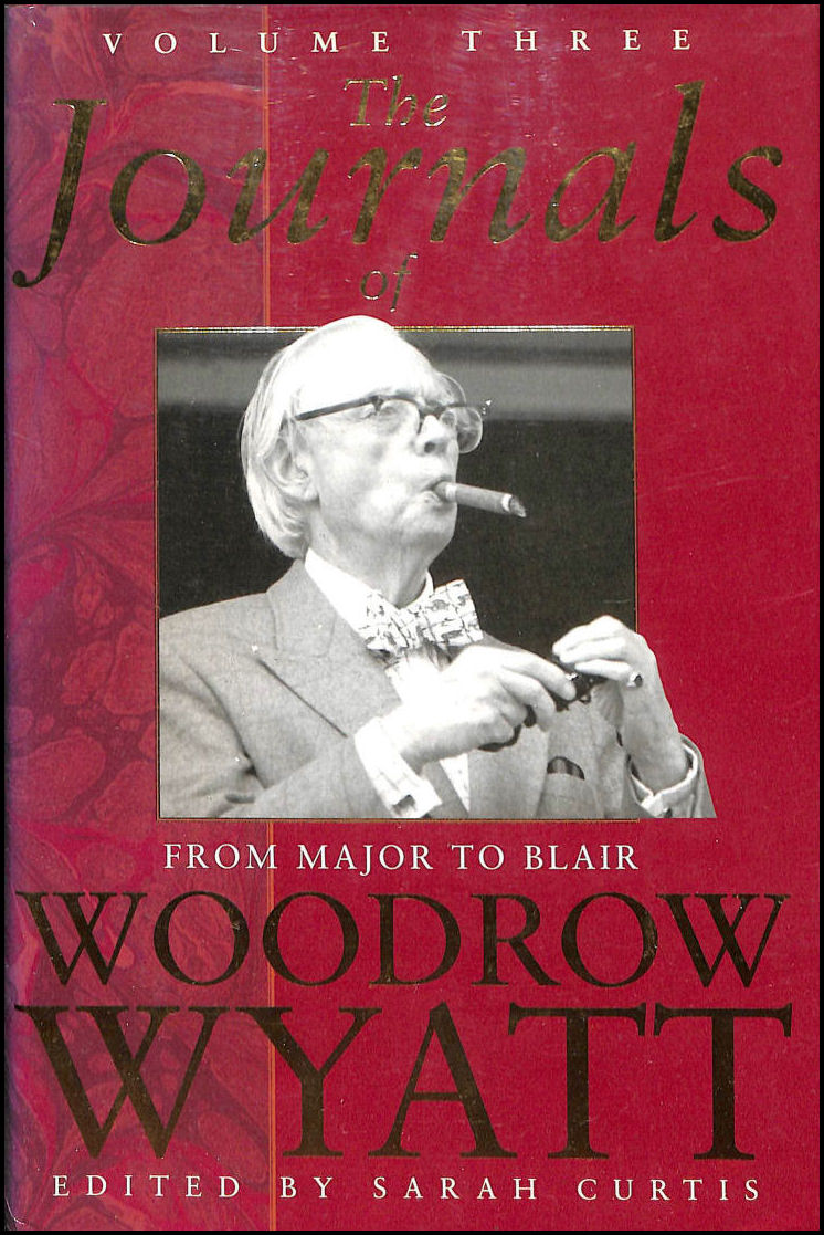 Image for The Journals of Woodrow Wyatt: Vol 3