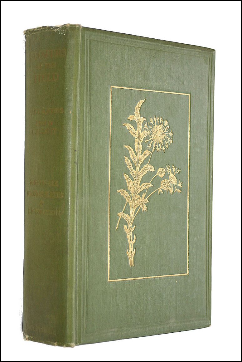 Flowers Of The Field by Rev C.A. Johns, Rev C.A. Johns