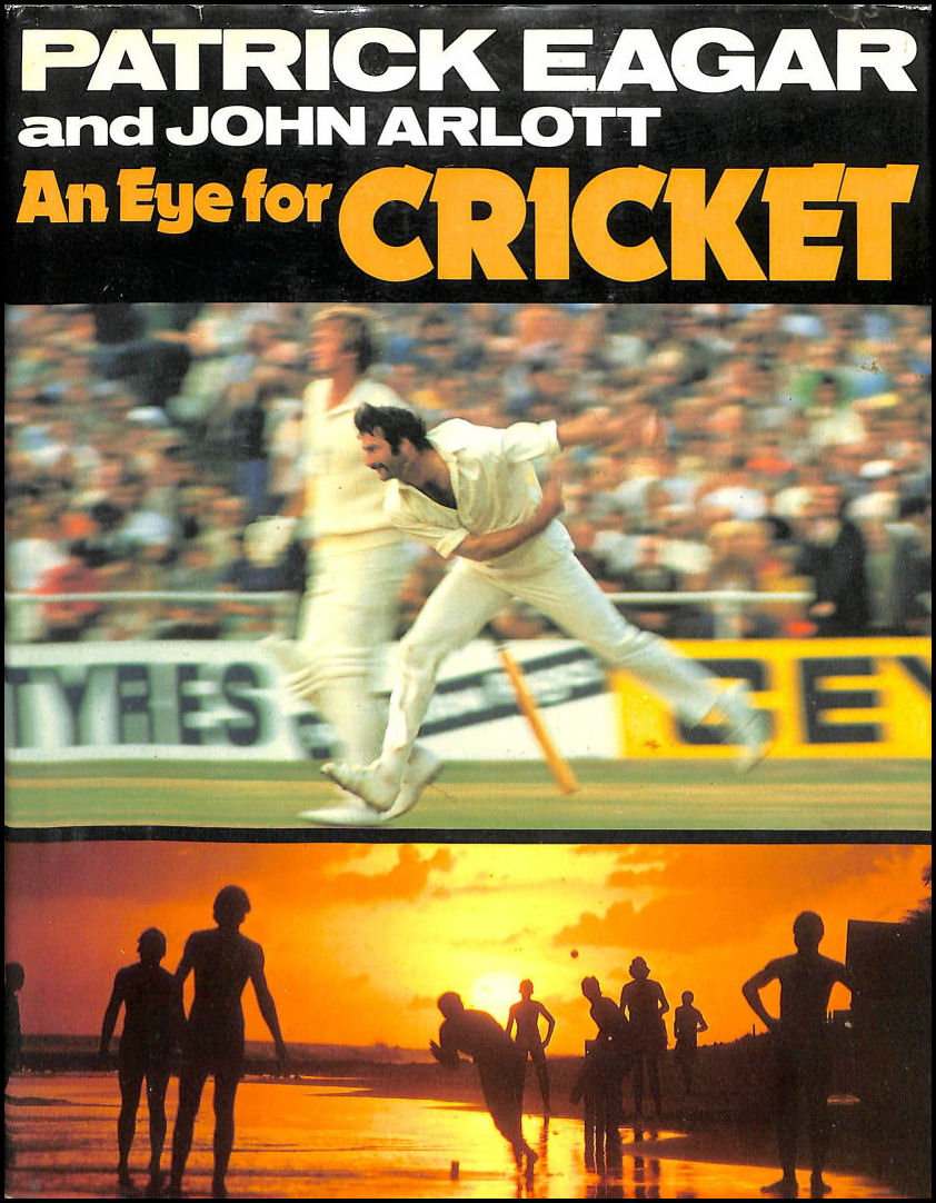 Image for An Eye For Cricket