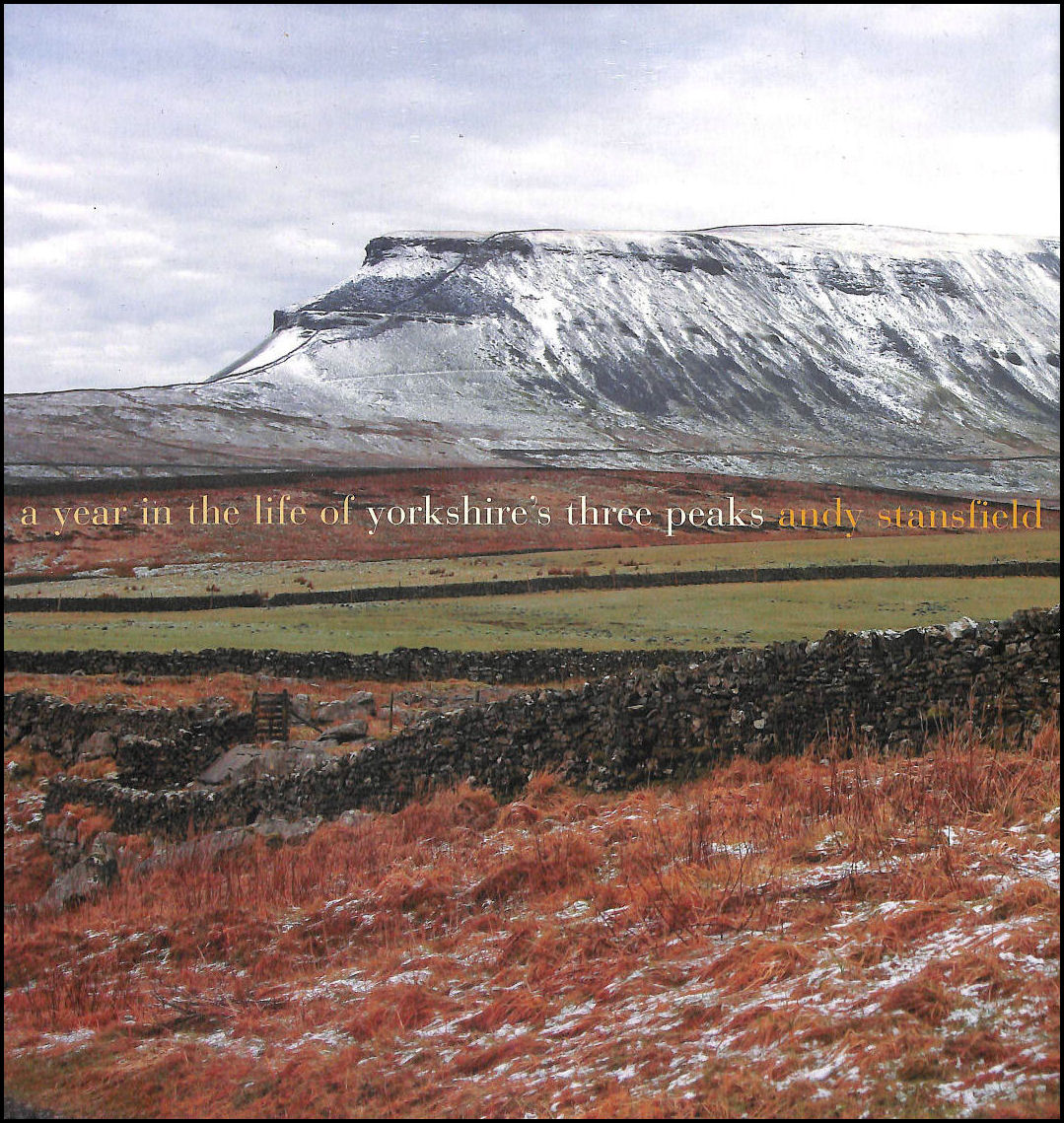 Image for A Year In The Life Of Yorkshire's Three Peaks