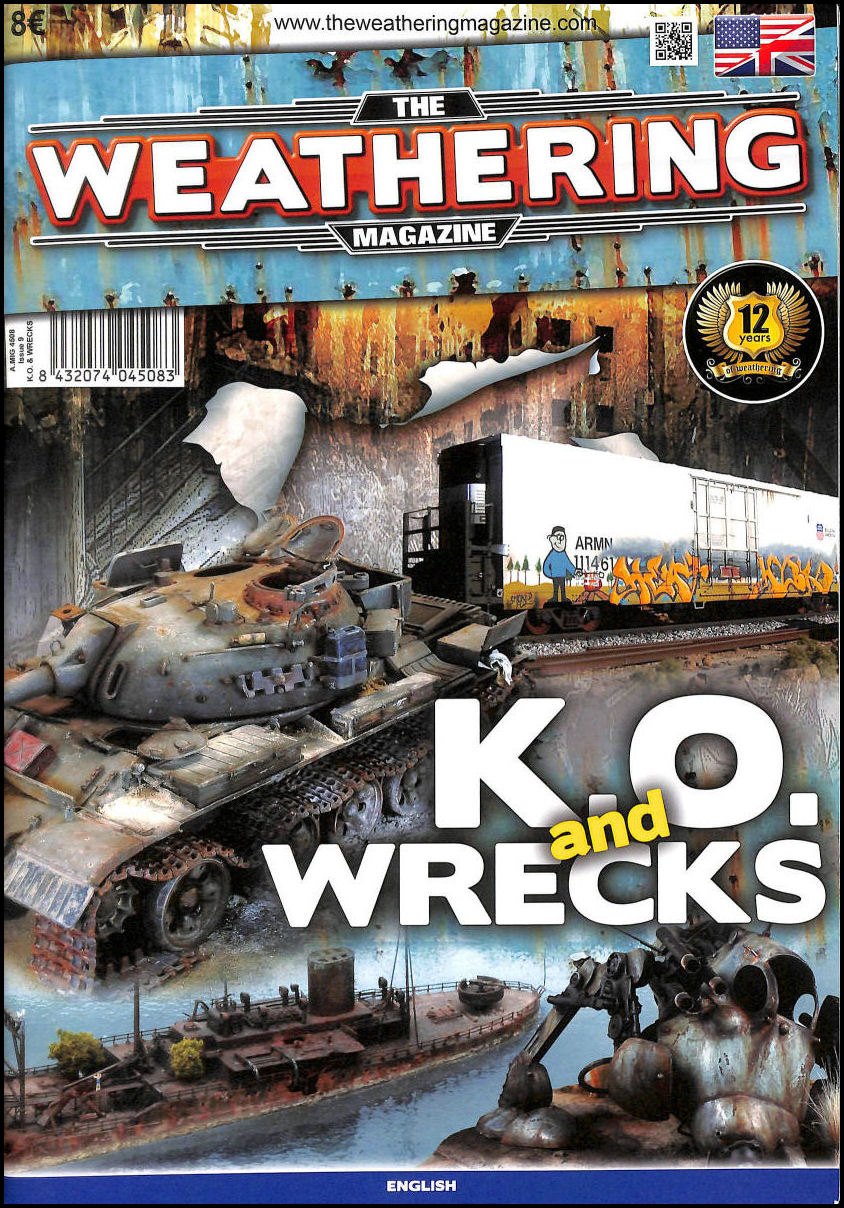 Ammo Of Mig: Issue 9. K.O. And Wrecks English