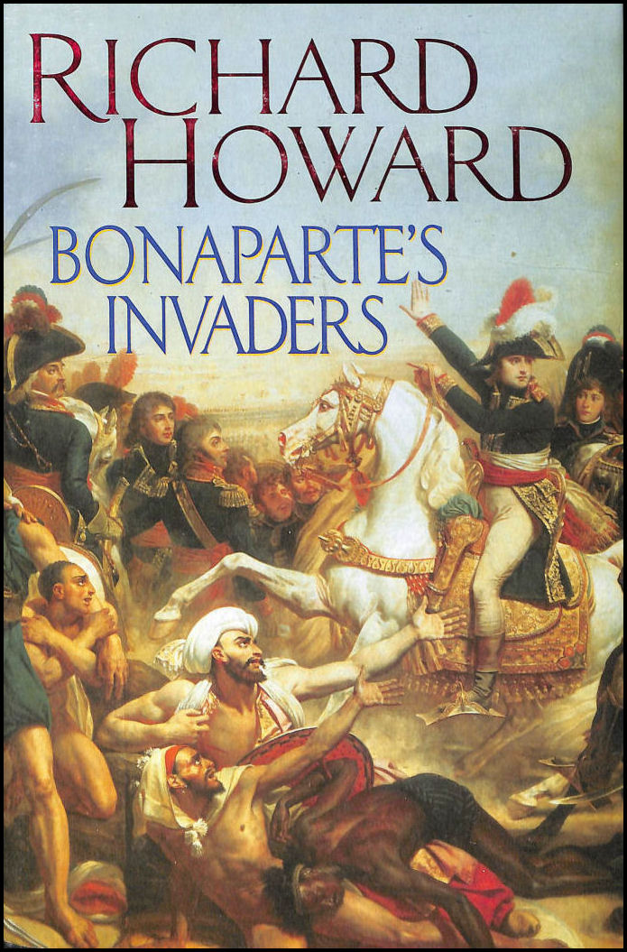 Image for Bonaparte's Invaders