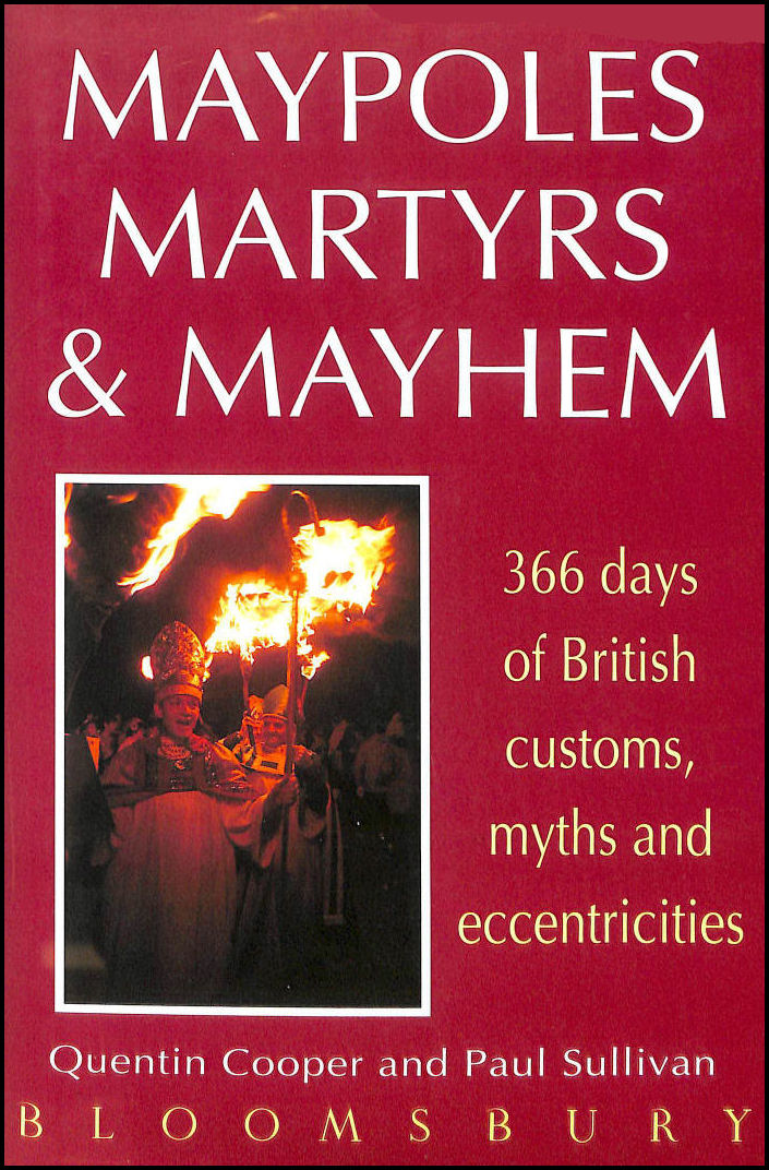 Image for Maypoles, Martyrs and Mayhem