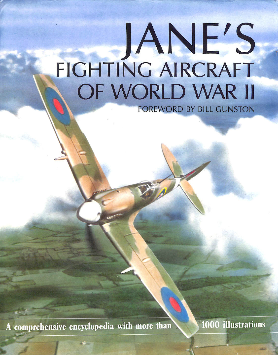 Image for Jane's Fighting Aircraft of World War II