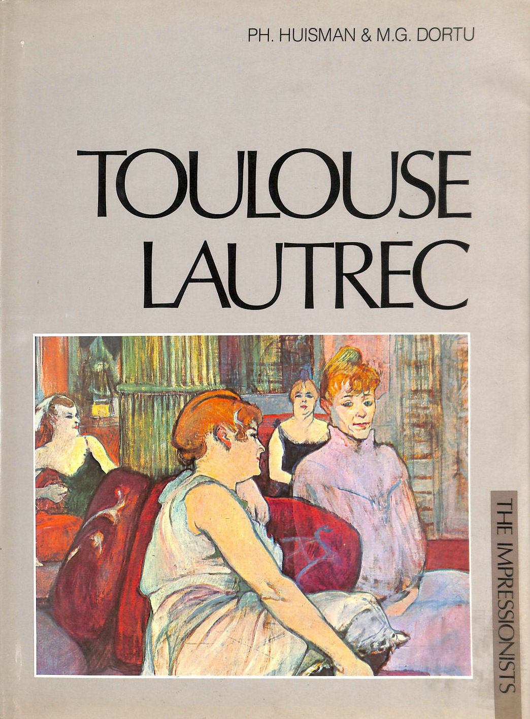 Image for Toulouse-Lautrec (The Impressionists)