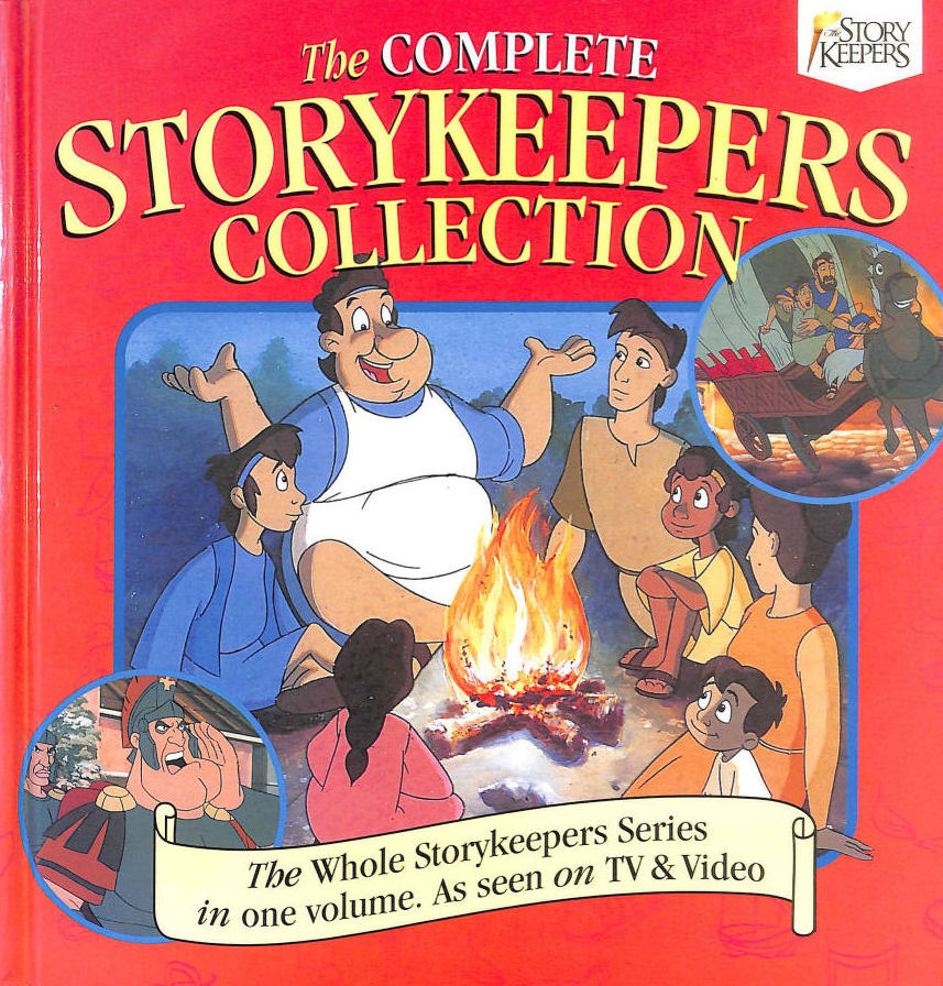 Image for The Complete Storykeeper's Collection