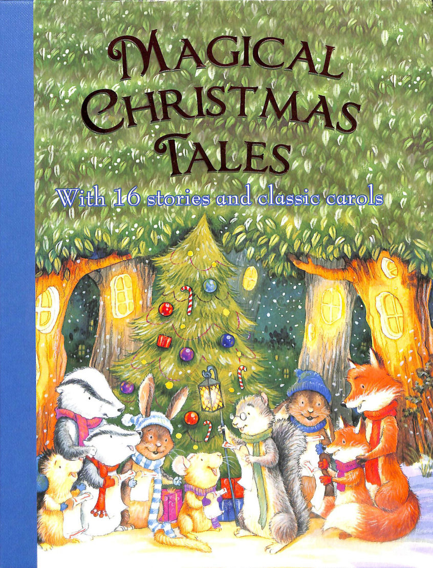 Image for Magical Christmas Tales (Treasuries)