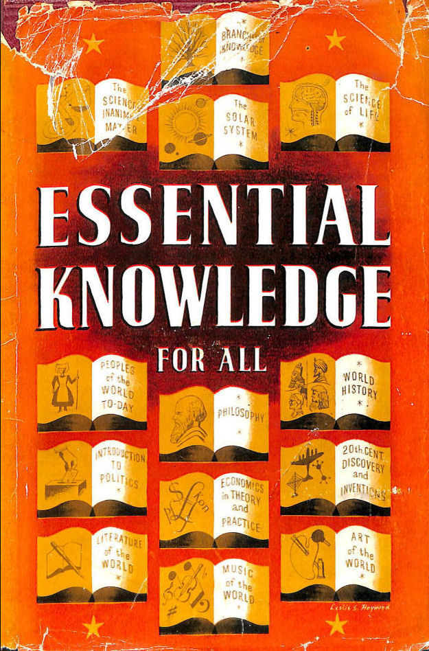 Essential Knowledge for All, Anon