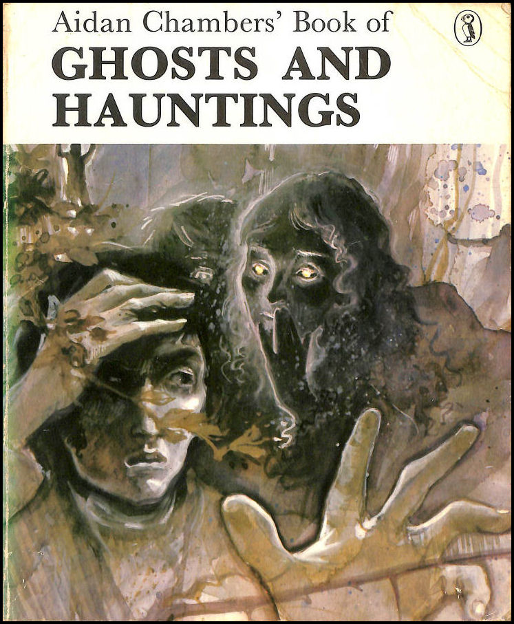 Book of Ghosts and Hauntings (Puffin Books), Chambers, Aidan [Editor]
