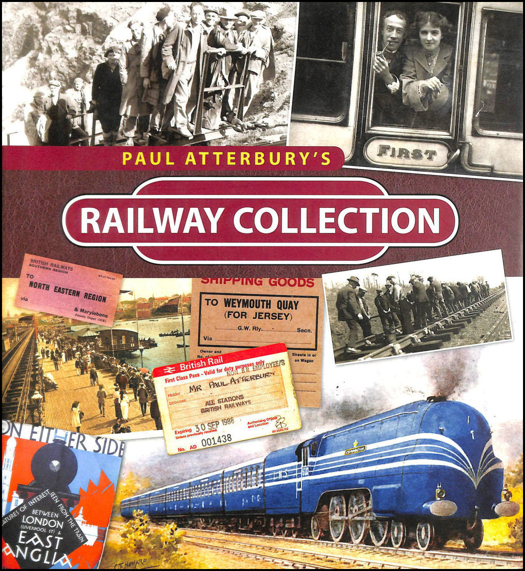 Image for Paul Atterbury's Railway Collection