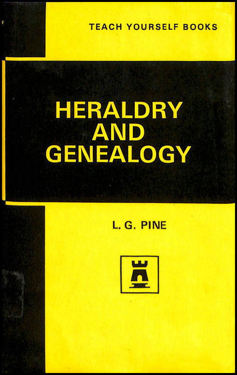 Image for Heraldry and Genealogy (Teach yourself books)