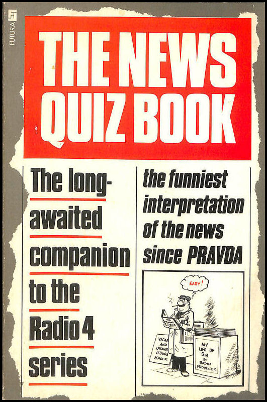 """Image for """"News Quiz"""" Book"""