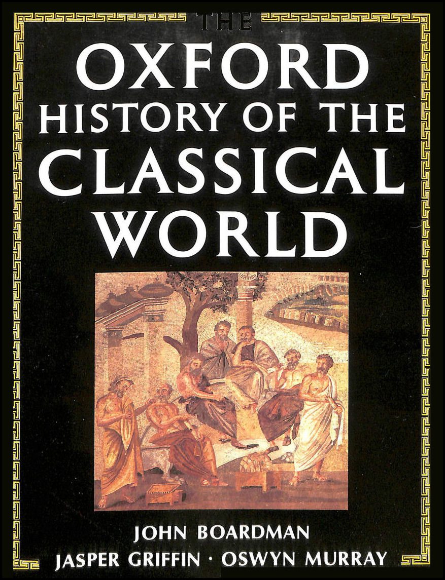 Image for The Oxford History of the Classical World
