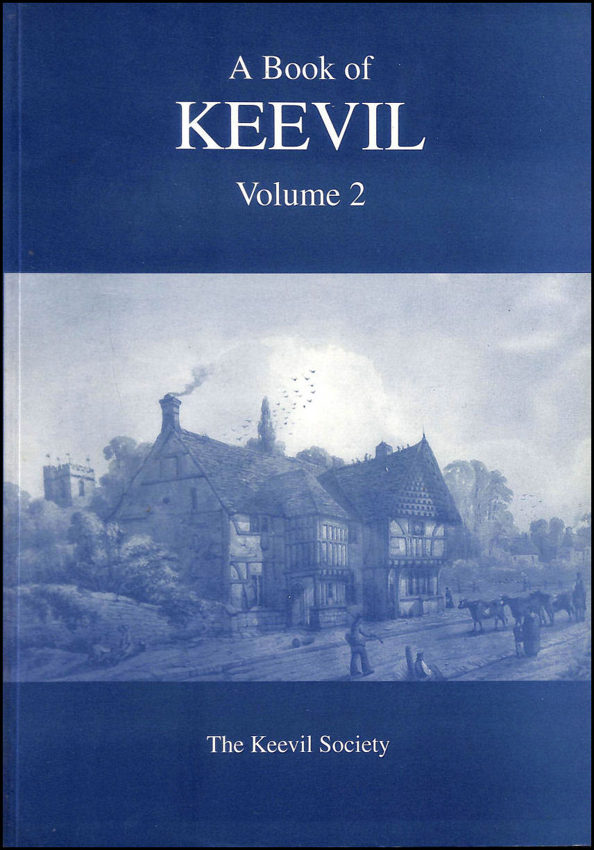 Image for A Book Of Keevil Volume 2