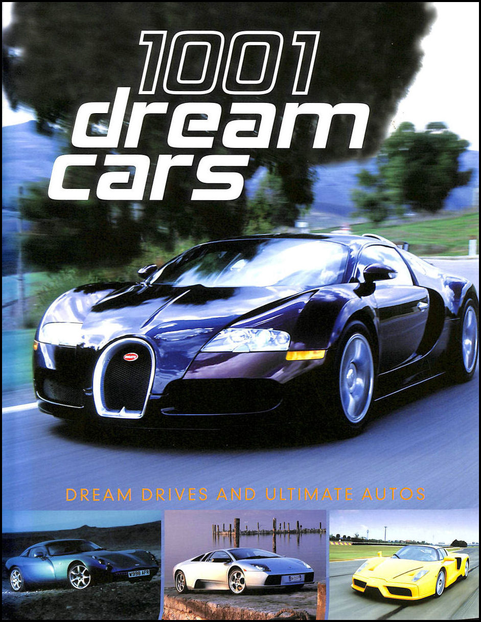 Image for 1001 Dream Cars